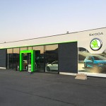 Garage skoda Messancy