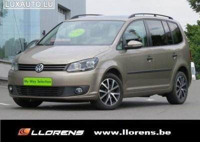 VW Touran 1.6 Tdi 105 BlueMotion Trendline
