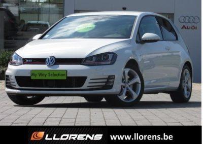 VW Golf VII GTI comme neuve!!!!!