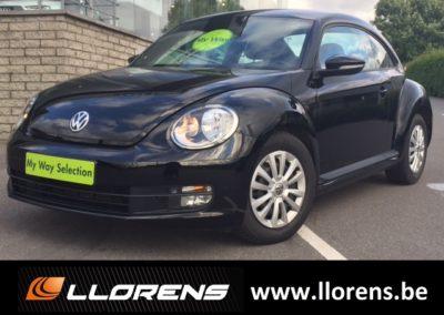 VW Beetle 1.2 TSI 105 cv 6v