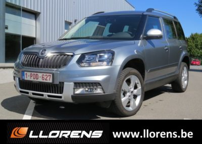SKODA Yeti Ambition Outdoor 1,2 TSI 110 CV