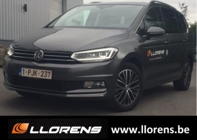 VW Touran 2.0 Tdi 150 Highline
