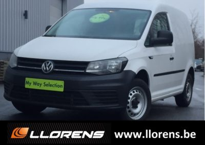 VW Caddy Van 2.0 TDI 102 cv 5v