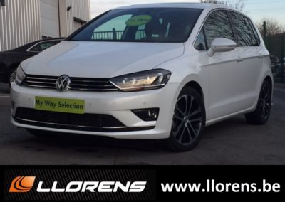 VW Golf Sportsvan Highline 1.4 TSI 125 cv 6v Edition 40