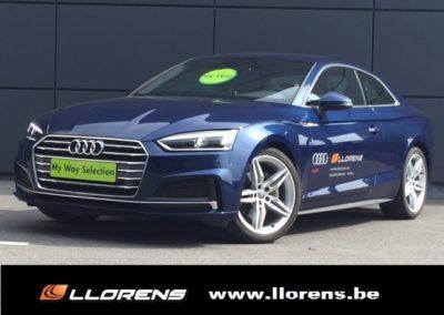 Audi New A5 coupé S-Line TDI 190 S-Tronic
