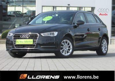 Audi A3 Sportback 1.6 TDI 105