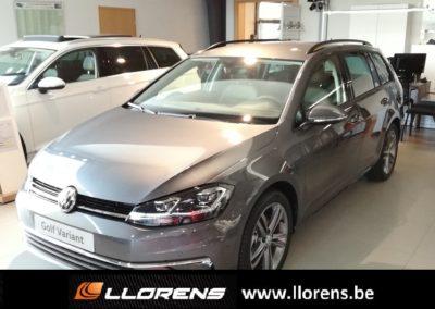 VW New Golf Variant 1.6 TDI BMT 115 CV DSG7