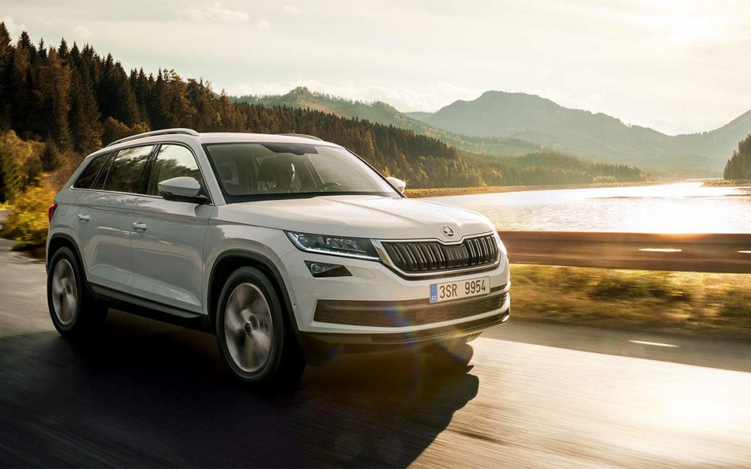 Rencontrez le nouveau Škoda Kodiaq