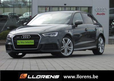 Audi A3 Sportback 2.0 TDI 150 Quattro