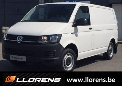 VW Transporter Fourgon 2.0 TDI 102 cv