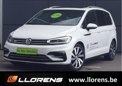 VW Touran Highline R-Line 1.4 TSI 150 cv DSG   Voiture de DIRECTION
