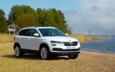 SKODA Karoq le nouveau SUV de chez Skoda