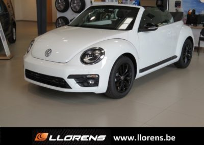 VW Beetle Cabriolet Design 1.2 TSI 105 CV