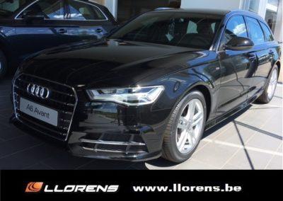 Audi A6 Avant S-Line Tdi S-Tronic