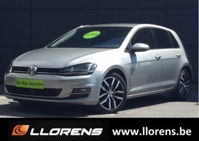 VW Golf VII Highline 2.0 TDI 150 cv