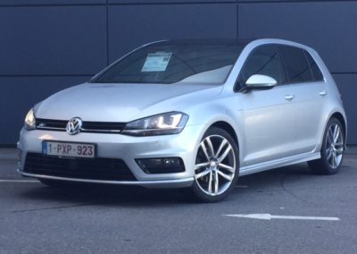 VW Golf VII 2.0 TDI 150 cv 4Motion Highline