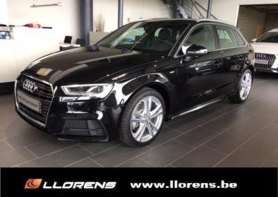 Audi A3 Sportback QUATTRO S-line tdi 150