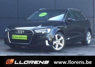 Audi A3 SB Sport 1.6 TDI 110 cv 6v