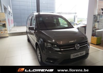 Caddy Maxi 2.0 TDI 102ch double cabine 5 places