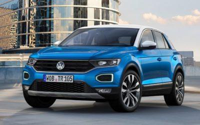 Découvrez le nouveau VW T-ROC