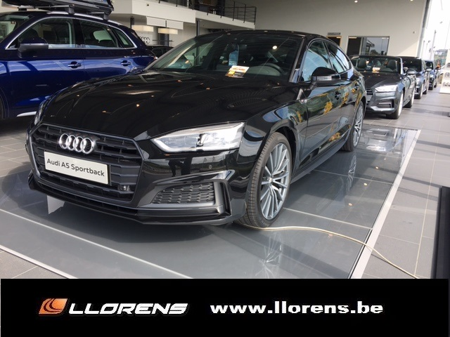 new audi a5 sportback pack sport tdi 150 s tronic garage llorens. Black Bedroom Furniture Sets. Home Design Ideas
