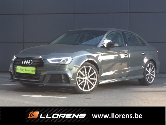 audi a3 berline sport 2 0 tdi 150 cv garage llorens. Black Bedroom Furniture Sets. Home Design Ideas