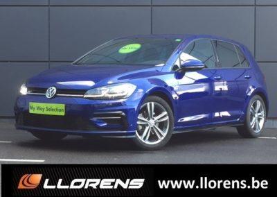 VW Golf Highline R-Line 2.0 TDI 150 cv 6v