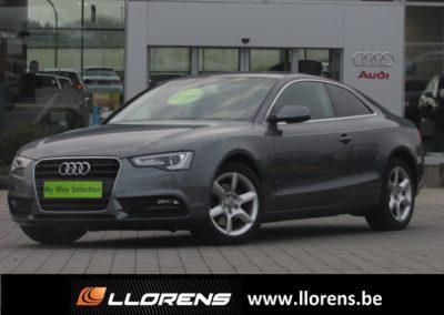 Audi A5 Coupé 2.0 TDI 163