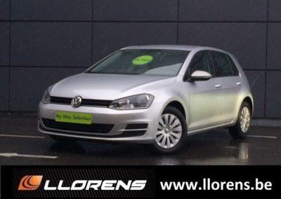 VW Golf Trendline 1.6 TDI 105 cv