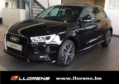 Audi A1 Sportback S-Line TDI