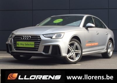 Audi A4 Berline Design 2.0 TDI 136 cv S-Tronic