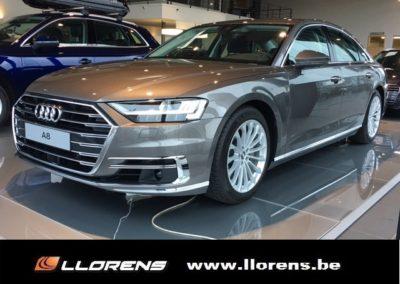 New Audi A8 50 tdi quattro