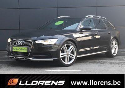 Audi A6 Allroad 3.0 TDI Biturbo 313 cv