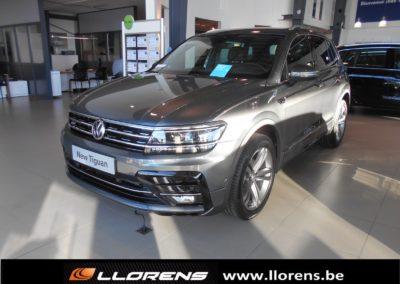 VW New Tiguan Highline 1.4 TSI 4MOTION 150cv DSG