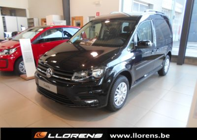 ACTION STOCK : VW Caddy » Dark & Cool » 5 places 1.0 TSI 102cv