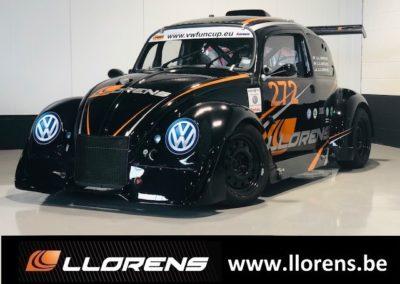 VW Fun Cup châssis 272