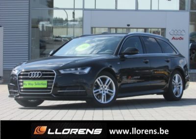 Audi A6 Avant S-line Sport Edition 2.0 TDI 150 S-tronic