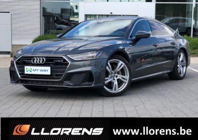 NEW Audi A7 Sportback  50 TDI quattro 286cv tiptronic