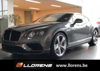 Bentley Continental GT 4.0 BiTurbo V8 S