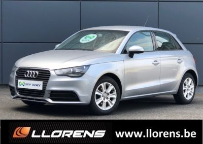 Audi A1 SB Attraction 1.6 TDI 105 cv