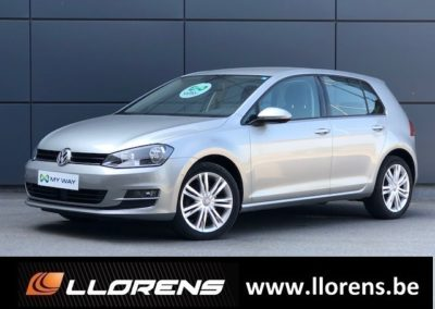 VW Golf Highline 1.6 TDI 105 cv 5v