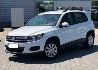 Volkswagen Tiguan 2.0 TDI 110 Trend & Fun