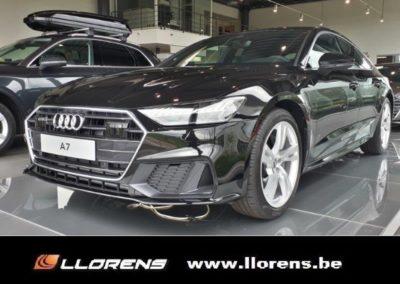 NEW Audi A7 S-line 50 tdi QUATTRO 286cv tiptronic