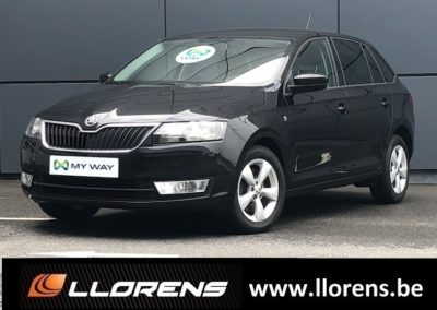Skoda Rapid Spaceback Ambition 1.6 TDI 90 cv