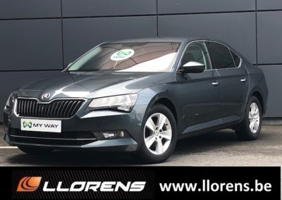 Skoda Superb Berline Ambition 1.6 TDI 120 cv 6v