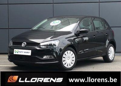 VW Polo Trendline 1.4 TDI 90 cv