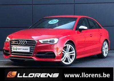 Audi S3 Berline 2.0 TFSI 300 cv 6v