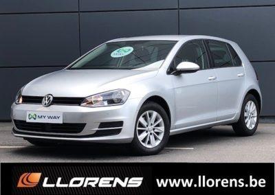 VW Golf Trendline 1.6 TDI 105 cv 5v