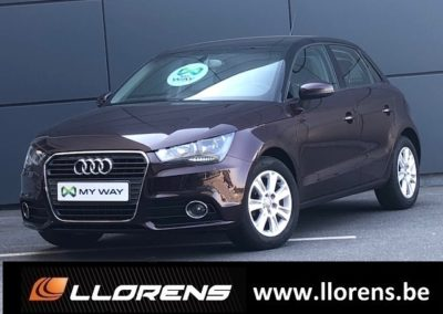 Audi A1 SB Attraction 1.2 TSI 86 cv 5v