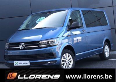 VW Multivan Trendline «Blue & Cool» 2.0 TDI 150 cv 6v